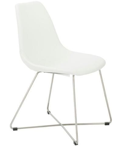 Arroyo Armless Side Chair Set Of 4 WHITE   Apt2B   1
