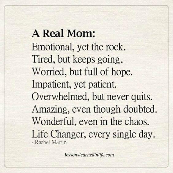 The Job Description MomQuotes ForEveryMom Mom life