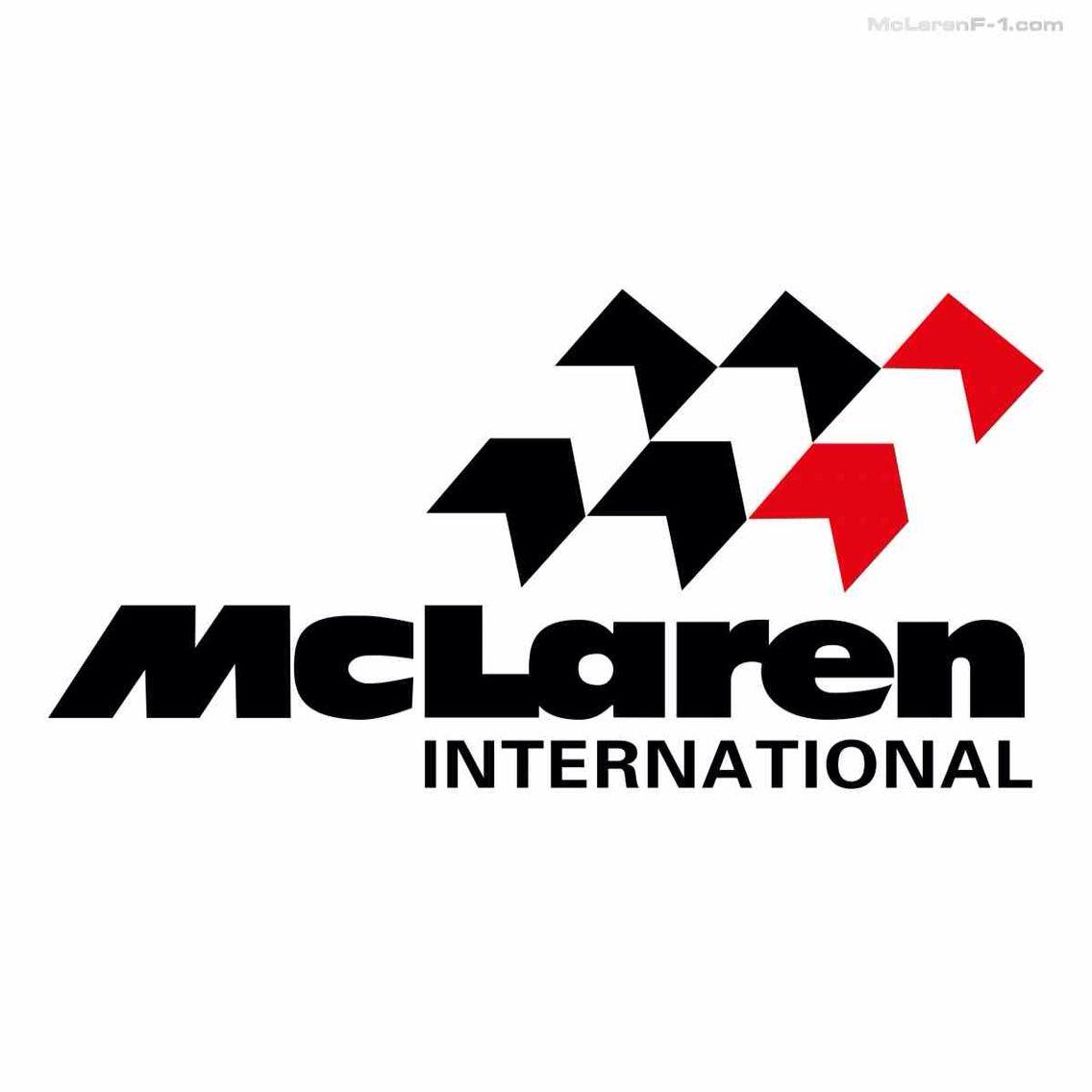mclaren formula 1 logo. mclaren international mclaren formula 1 logo