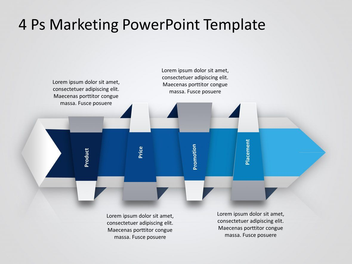 Marketing 4ps Powerpoint Powerpoint Templates Powerpoint Powerpoint Slide Templates