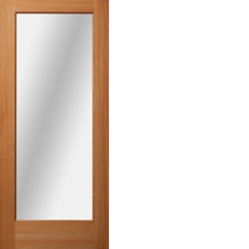 Rogue Valley Doors Solid Fir Wood 1 Panel Ovolo Sticking Ig Full Lited Exterior Door Exterior Doors Rogue Valley Doors Fir Wood