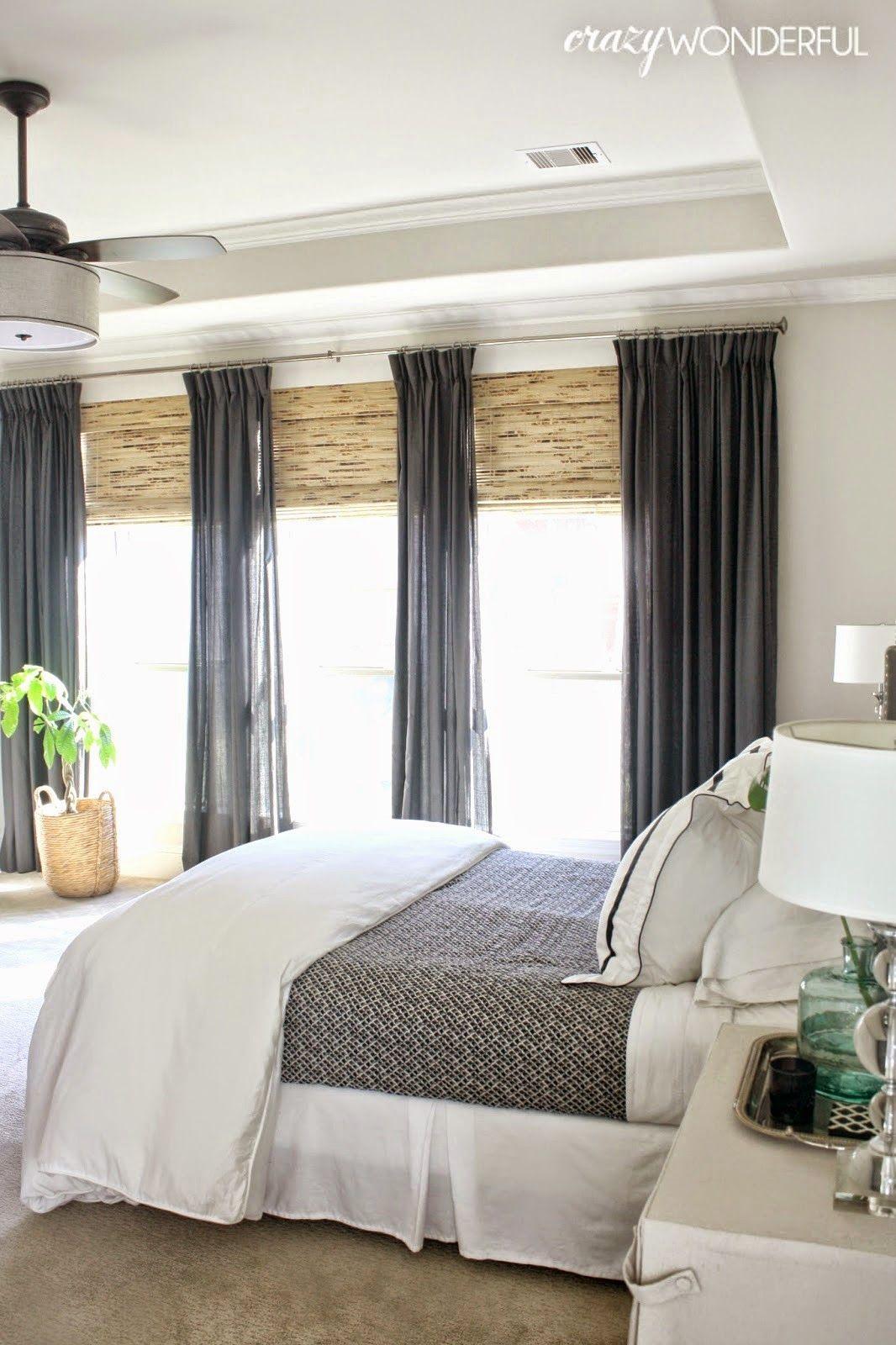 Pin on Window treatments, drapes, curtains on Farmhouse Bedroom Curtain Ideas  id=36390