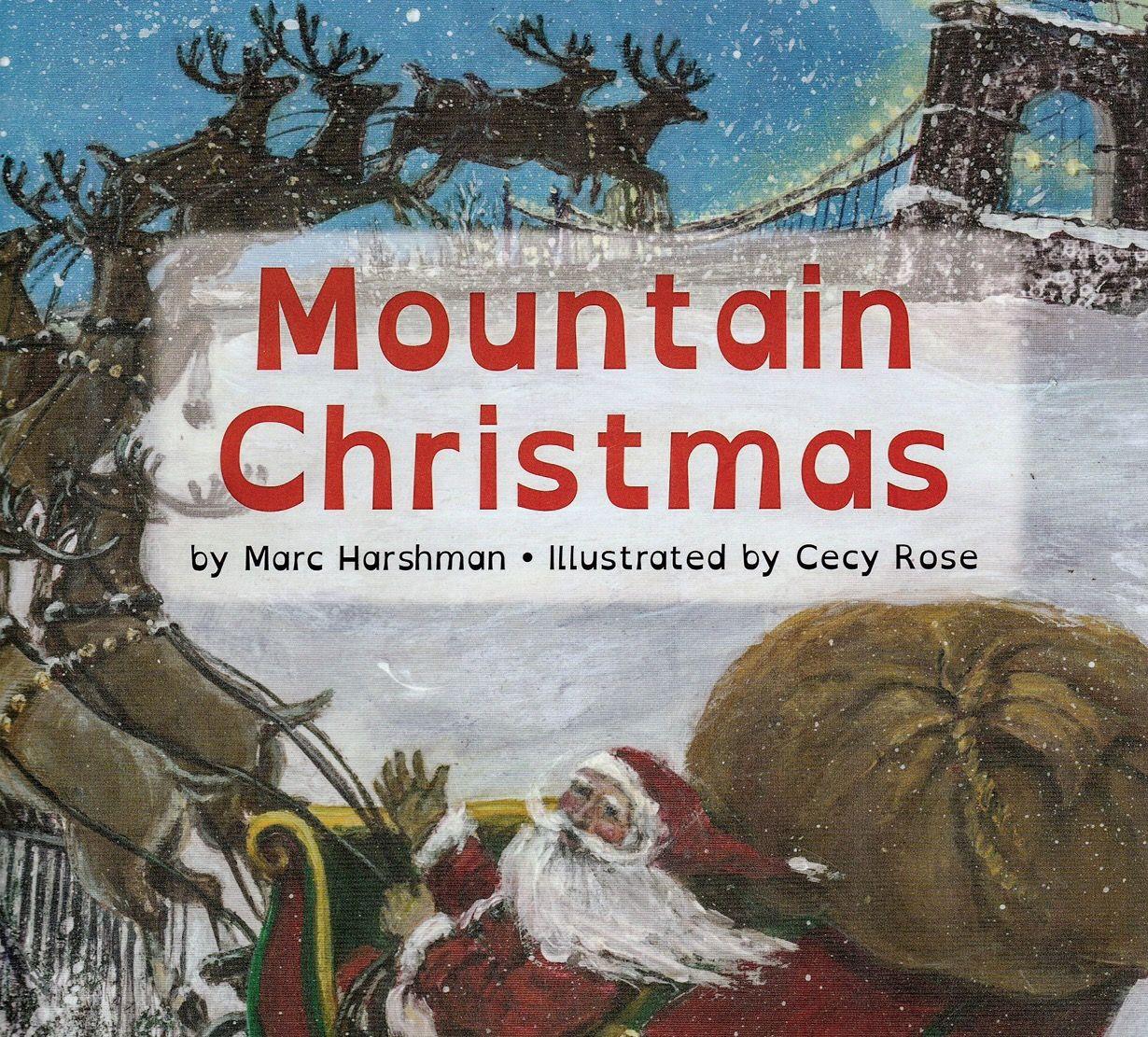 Harshman Brings Santa To Mountain State