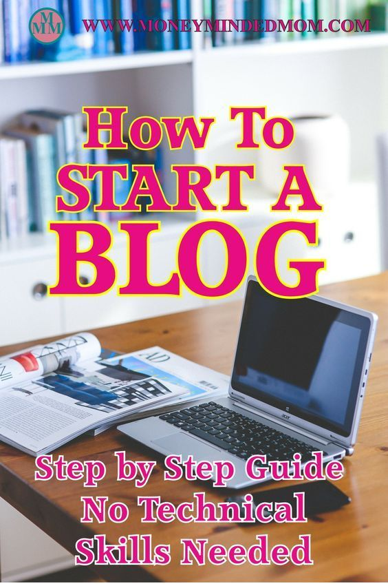 How to Start a Blog Step by Step Guide - No Technical Skills - what are technical skills