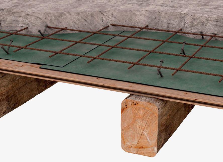 Conector para estructura de madera - VB - ROTHO BLAAS research - como hacer bancas de madera para jardin