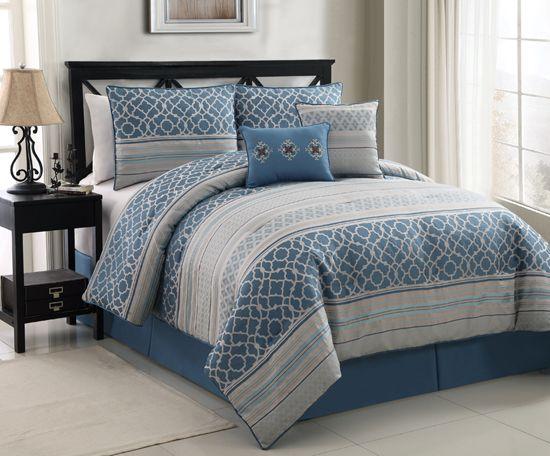 Deciding on a comforter set