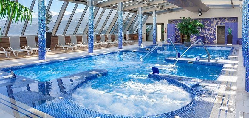 Sol Costa Atlantis Hotel Spa Puerto De La Cruz Tenerife Canarias Tenerife Hotel Spa Pool