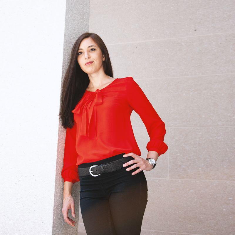 Farbe Puderrosa Richtig Kombinieren: #Rot Ist Eine Starke Farbe