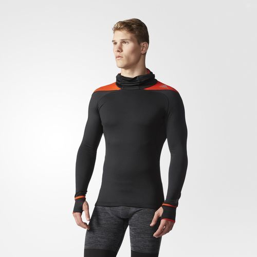 adidas - Techfit Heat Hero Long Sleeve Shirt