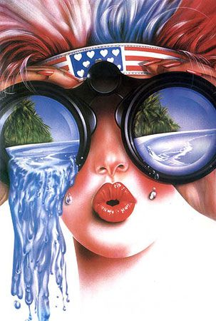 Pin By Colorina On Vintage Me Modern Pop Art Airbrush Art
