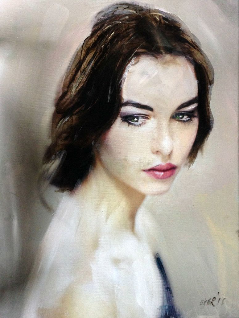 Her World by William-Oxer