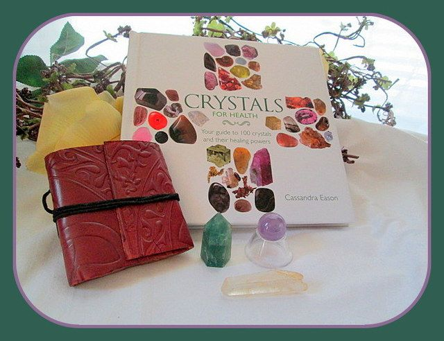 crystals for health your guide to 100 crystals and their healing powers