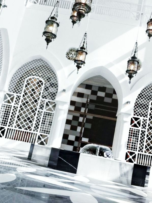 Joori Min Beirut , Opening Soon in #Kuwait! Lovely Arabesque Interior Design !