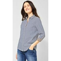 Photo of Cecil – blouse in double face look in blouse blue Cecil
