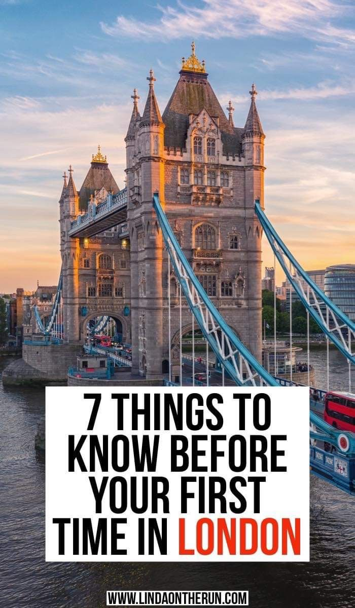 7 Things To Know Before Your First Time In London - Linda On The Run