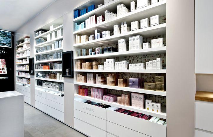 Architekten Speyer perfumery stephan by dittel architekten speyer germany 05 магазин