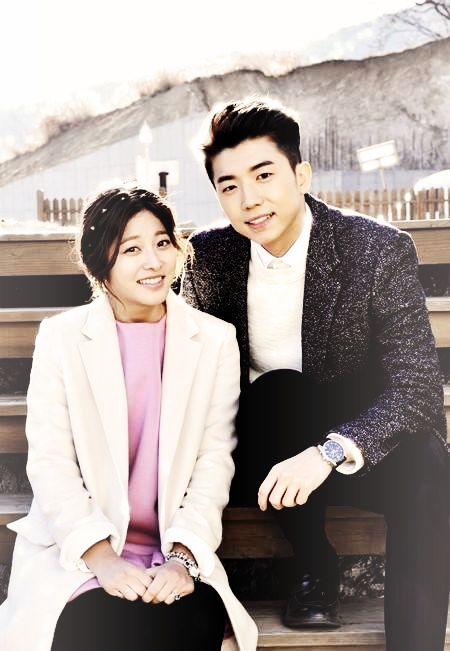 MBC We Got Married WGM Wooyoung 2PM and Park Se Young (2Young couple) Eng
