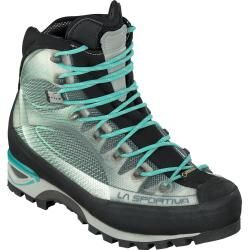Photo of La Sportiva Women's Trango Cube Gtx Shoes (Gray) | Mountain Boots & Expedition Boots> Women La Sporti