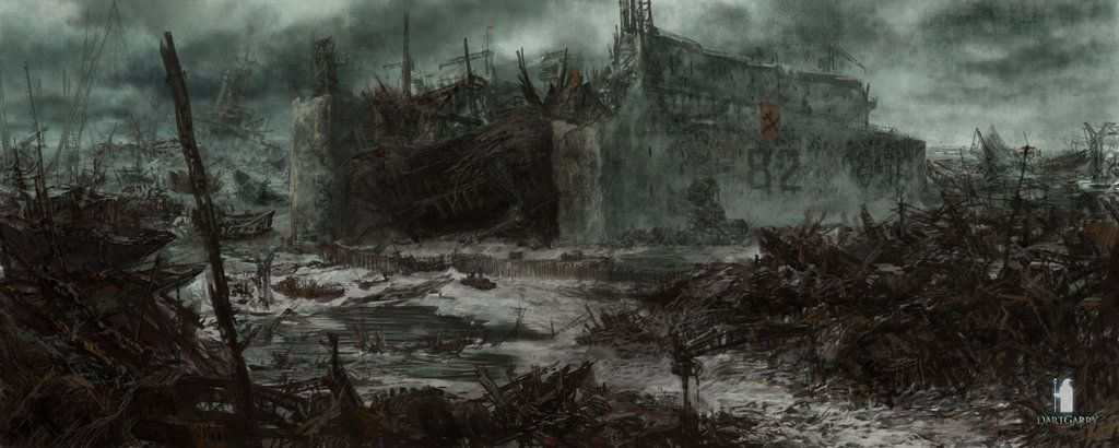 fallout 3 concept art google search owb frozen north in 2018