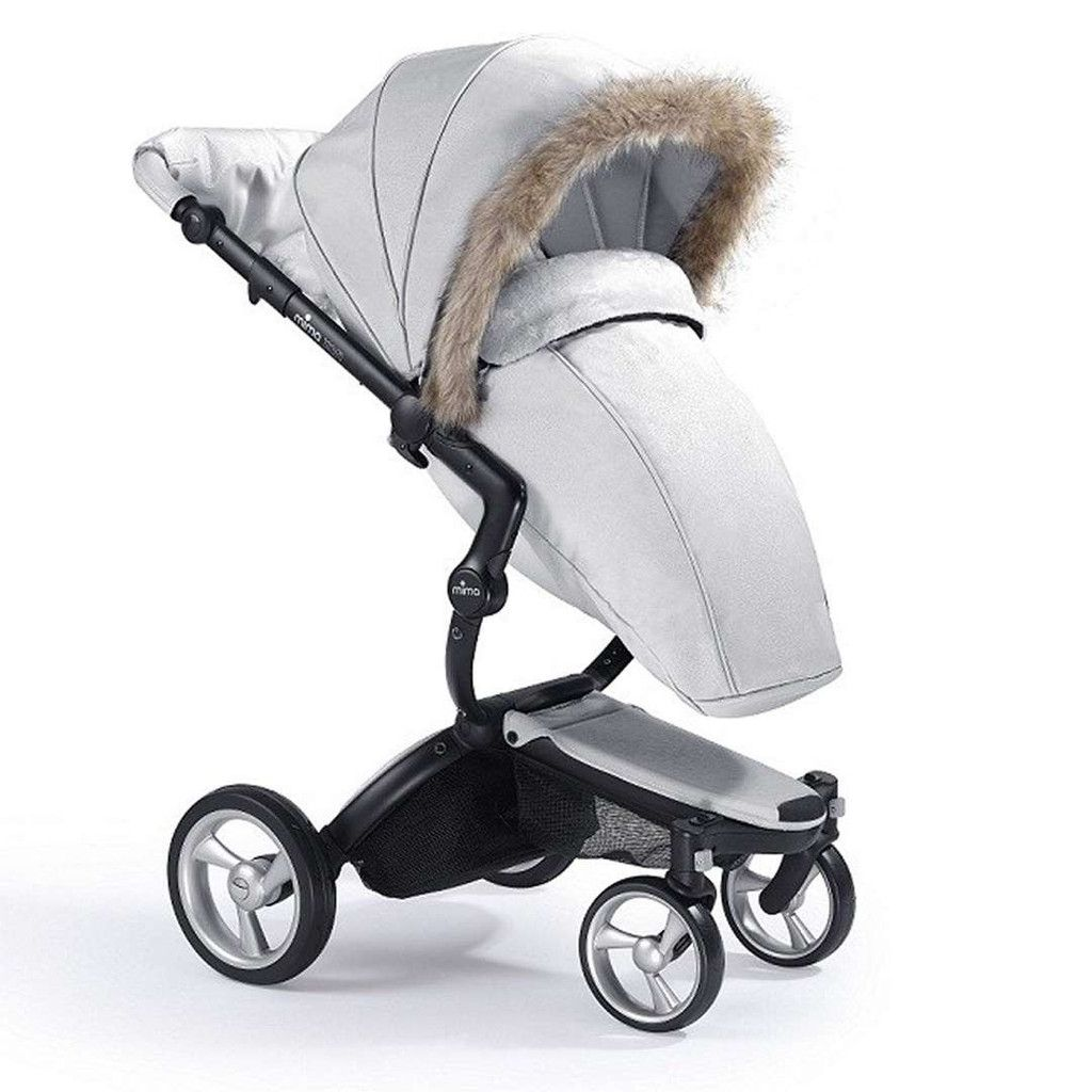 Mima Pram Winter Kit Mima Winter Outfit Kit For My Little Princess Baby In