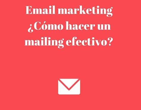Hay pocas técnicas de marketing online que conozca mejor que el email marketing ¿Quieres saber cómo hacer un mailing efectivo? > http://www.joseargudo.com/como-hacer-un-mailing/