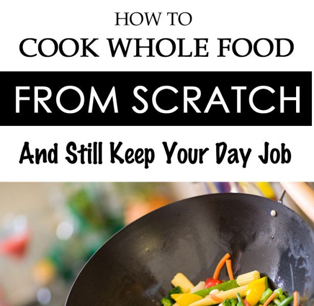 Here are several steps you can take to streamline your efforts and maximize the productivity of your kitchen, while keeping your time spent there to a minimum.
