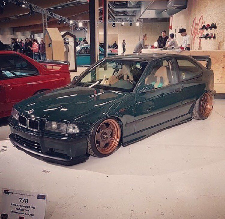E36 Compact Overfenders Full Kit PREORDER DISCOUNT
