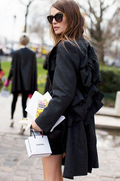 Walk on Vogue.