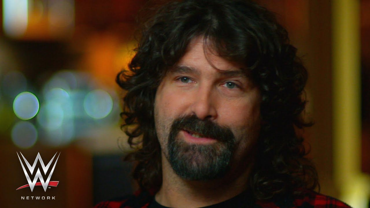 mick foley recalls getting his ear ripped off by vader wwe network