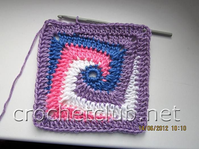 Croche e trico da Fri, Fri´s crochet and tricot | crochet-ganchillo ...