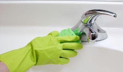 nettoyer sa salle de bain recettes radines pour tout faire briller - Nettoyage De Salle De Bain