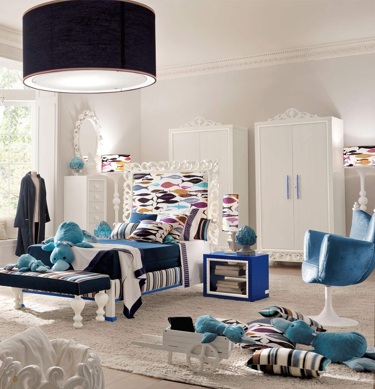 colorful kids bedroom ideas in small design wonderful children