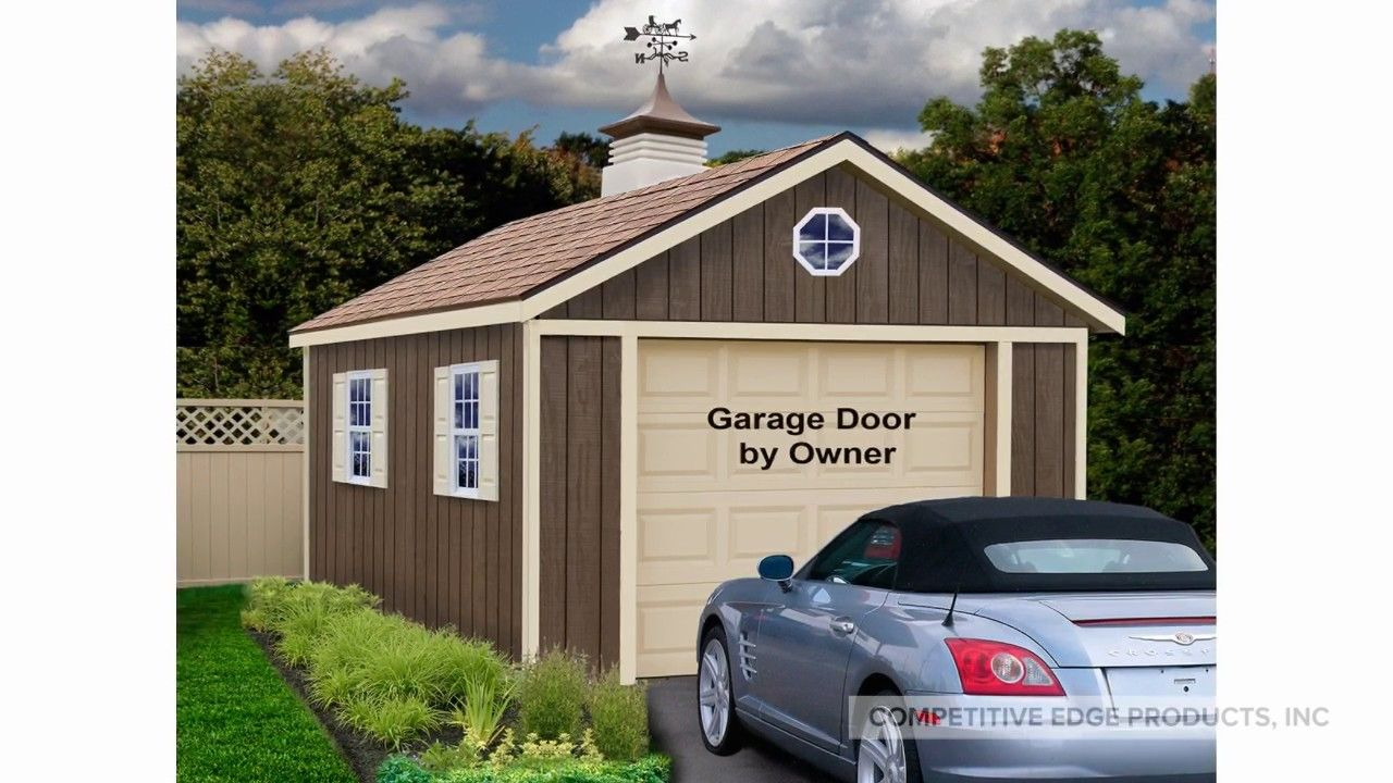 Sierra Storage Shed Kit 12x16 12x20 12x24 Building A Shed Wood Garage Kits Storage Shed Kits