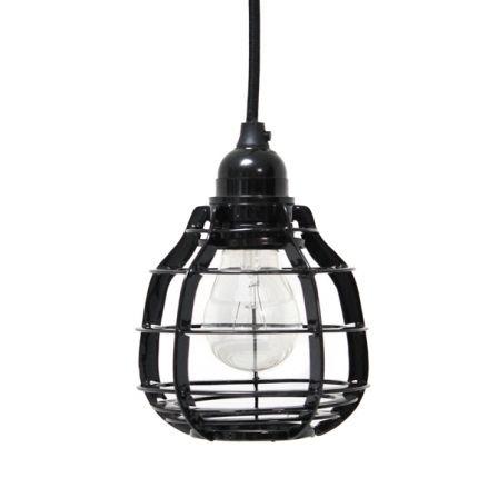 hk living lab lamp inclusief stekker in het zwart huis 2016