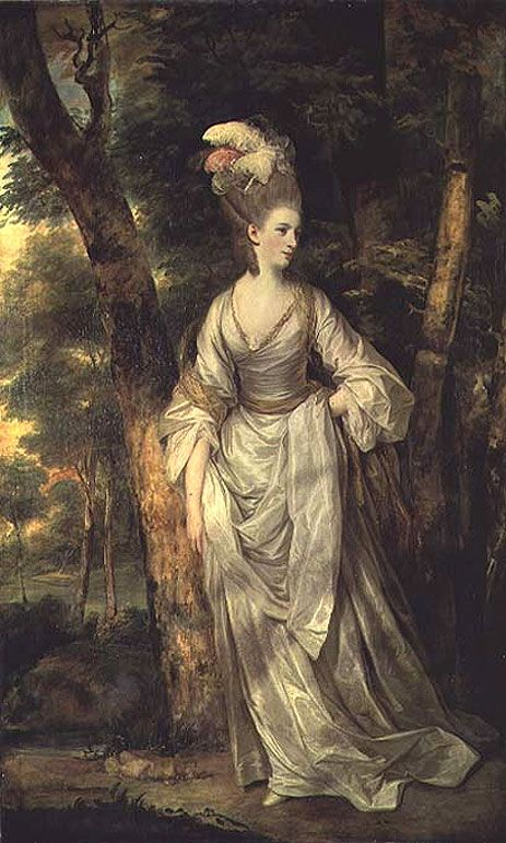Mrs Elizabeth Carnac Reynolds Painting Reproduction Joshua