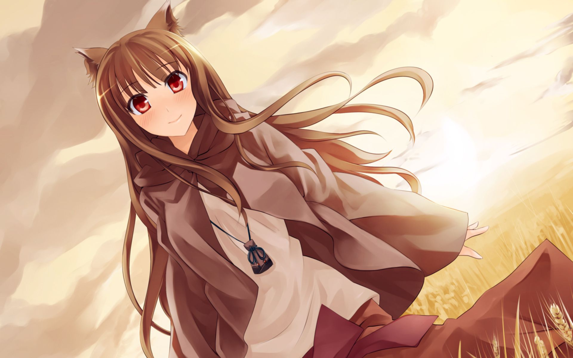 Nightcore Ghost (Mp3 Download) Spice and wolf holo