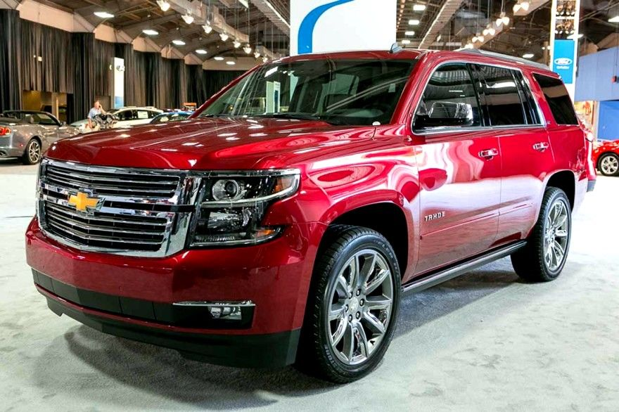 Magnificent Chevrolet Tahoe Ltz 4wd 2016 Overview Complete Recent