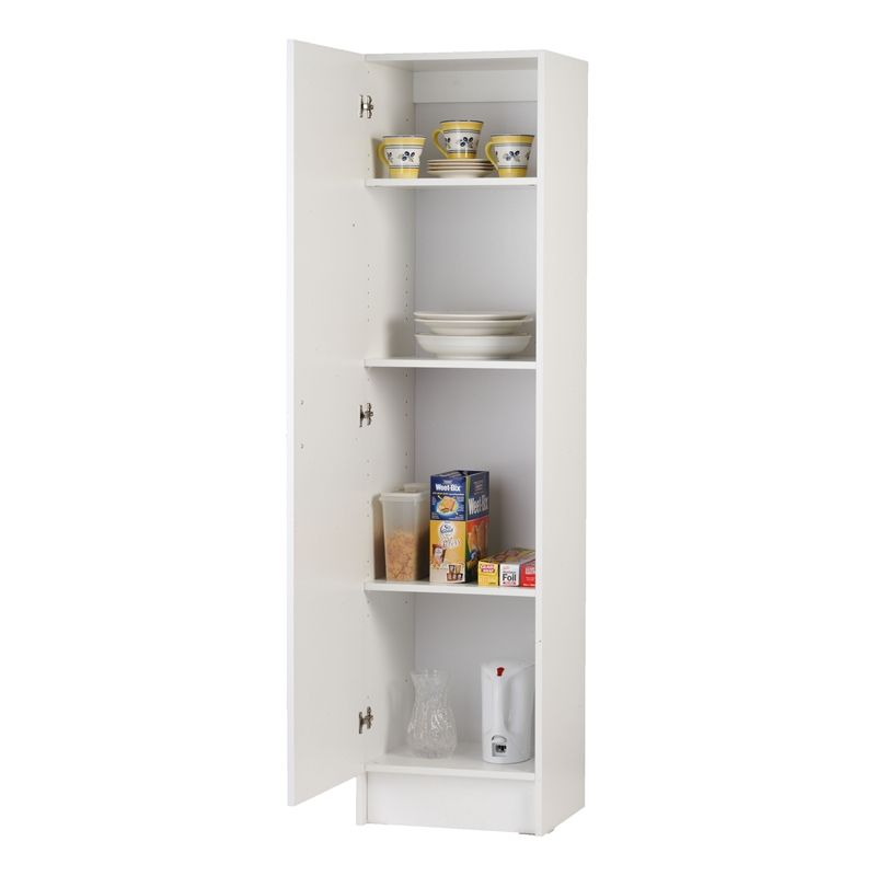 Bedford 450mm White 1 Door Pantry Things To Buy