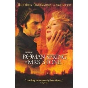 The Roman Spring Of Mrs Stone By Tennessee Williams Anne