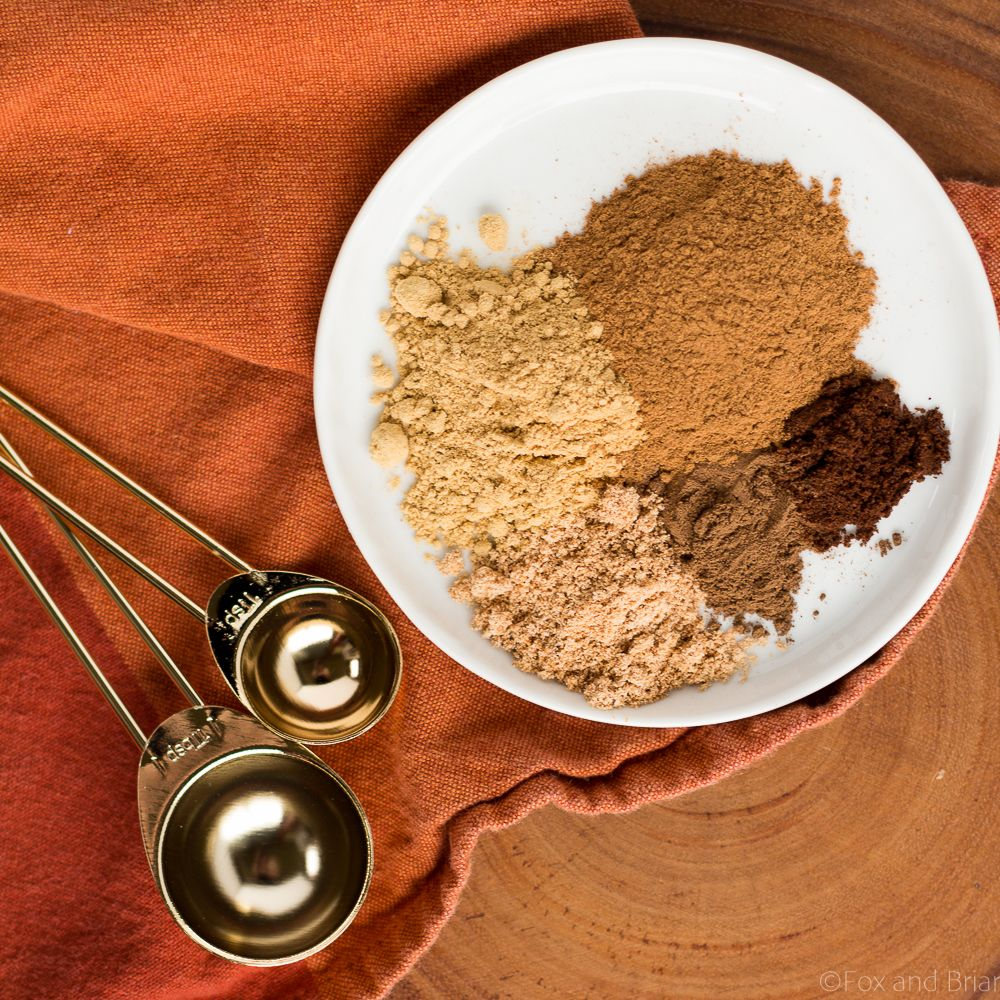 DIY Pumpkin Pie Spice Recipe Pumpkin pie, Diy taco