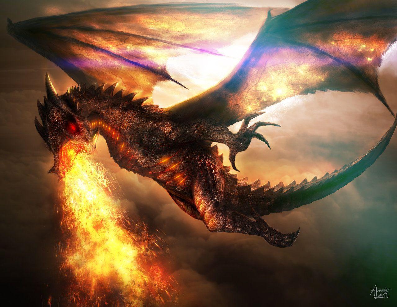 картинки огневого дракона такое клинкерная плитка