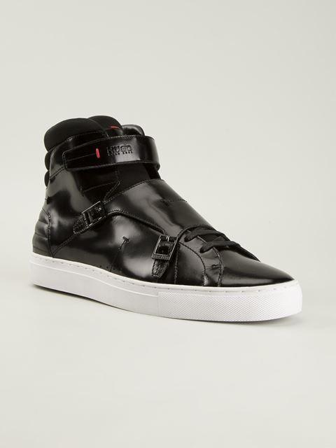 c5a50eab32afc Hugo Hugo Boss  fuliot  Hi-top Sneakers - Giulio - Farfetch.com ...