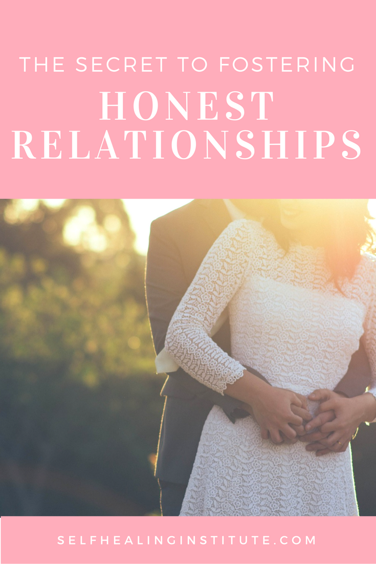 Honesty in dating relationships
