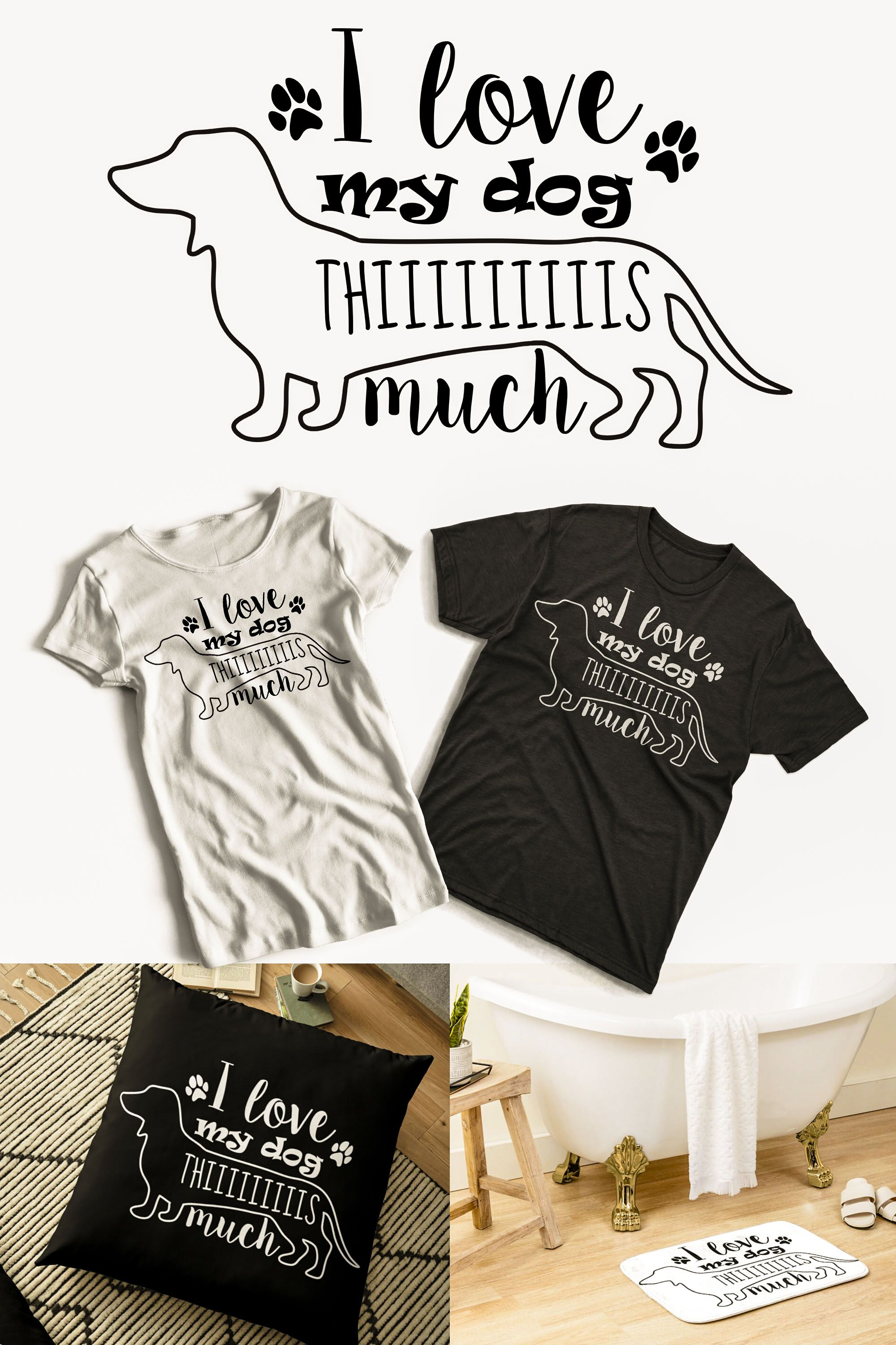 Funny and cute dachshund design for all dog owners who adore their furry friends.