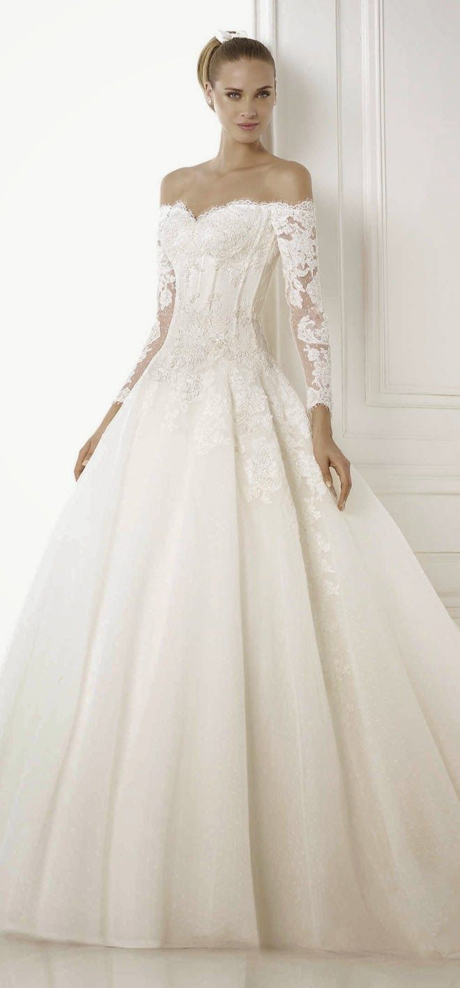Pronovias 2015 Bridal Collections - Part 2 - Belle the Magazine . The Wedding Blog For The Sophisticated Bride