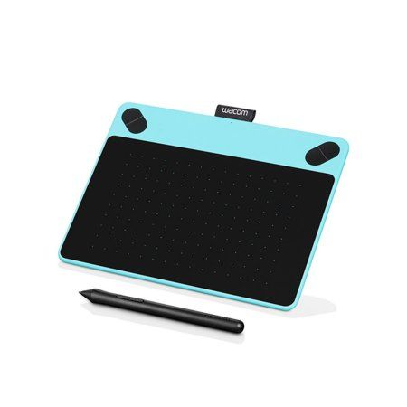Wacom Intuos Comic Pen Touch Tablet Small Blue Walmart Com Wacom Intuos Creative Pen Wacom