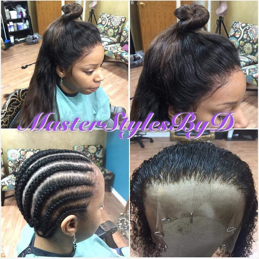 frontal master styles by d | wonderweaveyland | hype hair