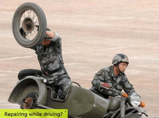 Latest Motor Cycle News & Motor Bikes Reviews | Dealer ... |Funny Motorcycle With Sidecar