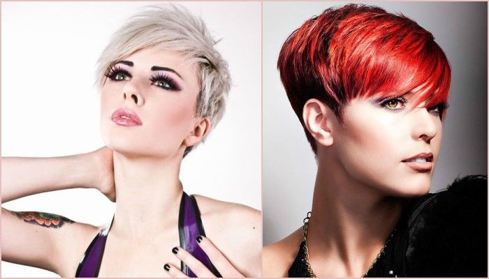 Korta frisyrer från 2015! Du kan inte få nog av dessa! Vilken tycker du om mest?