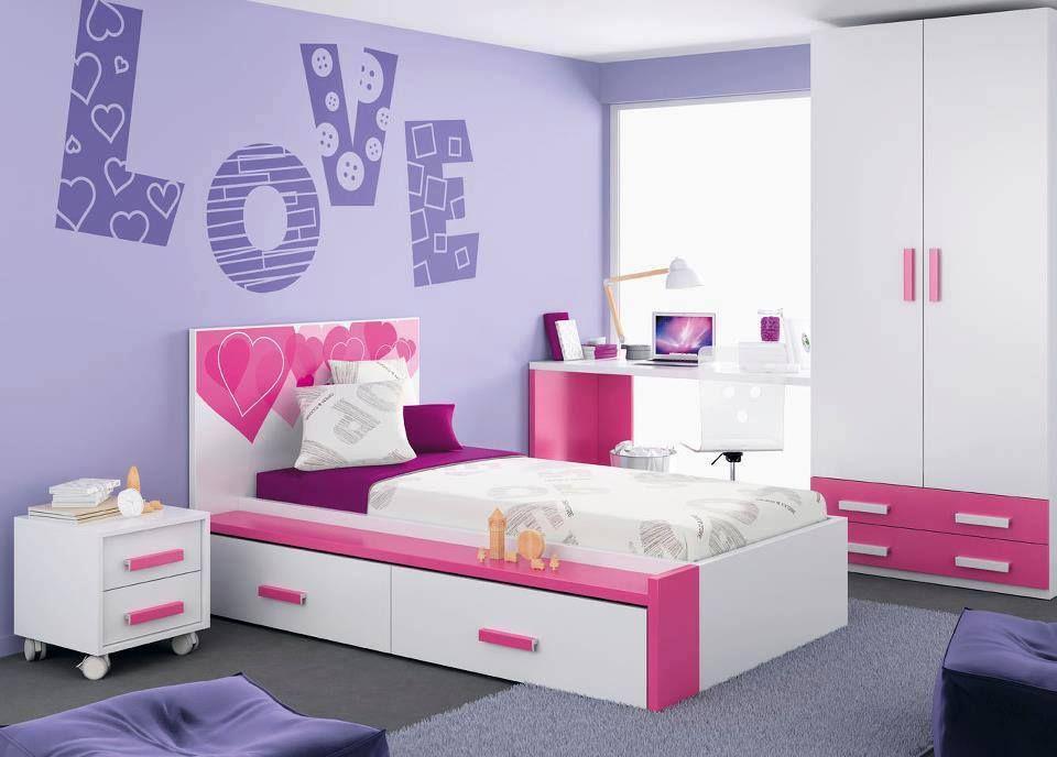 Decoraci n de cuartos para ni os ni as adolescentes y for Muebles pepe jesus dormitorios juveniles